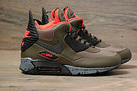 Мужские кроссовки Nike Air Max 90 Sneakerboot (ТЕРМО)