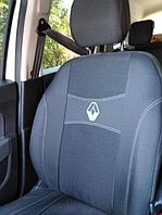 "Чехлы на Рено Логан (седан) 2006-2013 / авто чехлы Renault Logan ""Nika"""