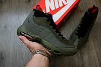 Мужские кроссовки Nike Air Max Sneakerboot 95 (ТЕРМО)