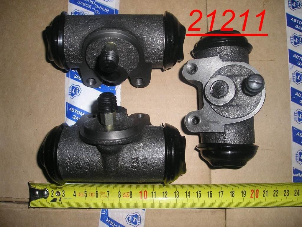 4301-3501040Цилиндр тормоза переднего (ГАЗ)