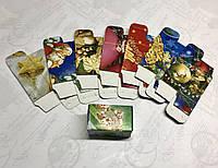 Коробка из тонкого картона 5*3