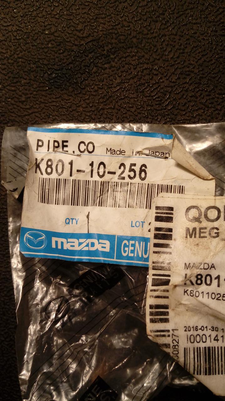 MAZDA, K80110256 Шланг вакуумный