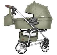 Детская коляска 2 в 1 Carrello Vista CRL-6501 Olive green (Каррелло, Китай)