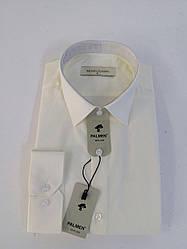 Рубашка однотонная Palmen
