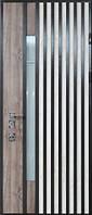 Вхідні броньовані вуличні двері Straj (Страж) Proof Pio Z Loft
