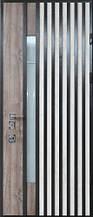 Вхідні броньовані вуличні двері Straj (Страж) Proof Pio Z Loft PF Standard Hook