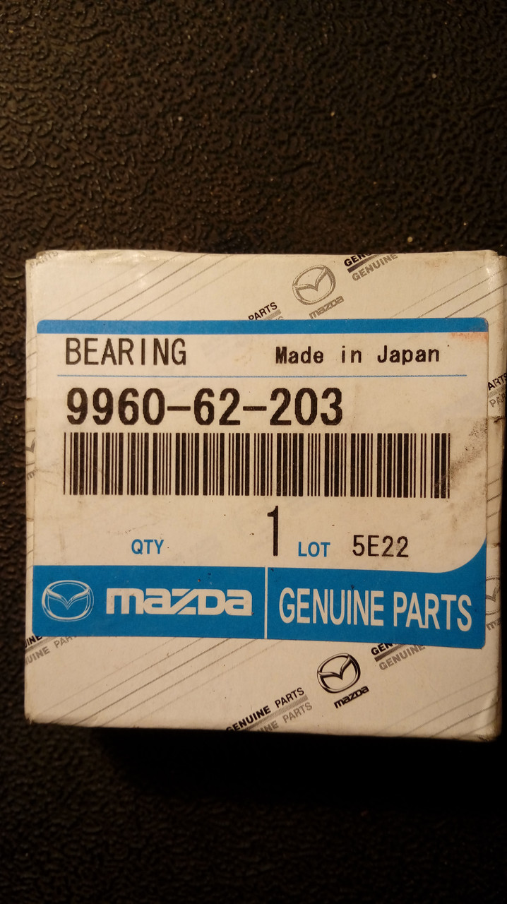 MAZDA, 996062203 Подшипник генератора
