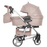 Детская коляска 2 в 1 Carrello Vista CRL-6501 Stone beige (Каррелло, Китай)
