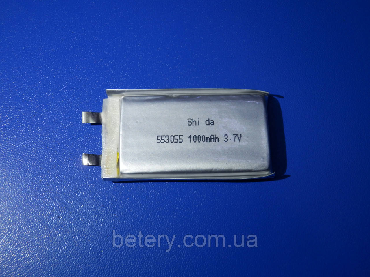 Аккумулятор Li-pol Shida 553055 3,7v 1000mAh