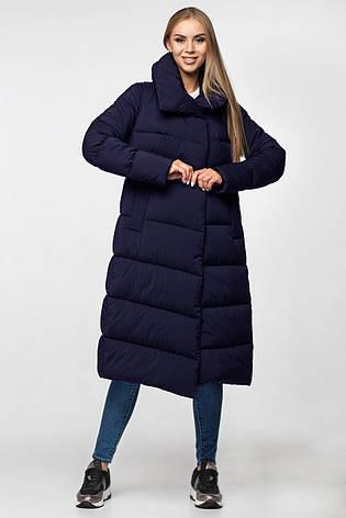 Женское пальто KTL-359 с косыми полами, фото 2