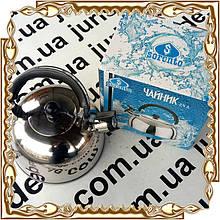 Чайник Sorento 2,5 л, свисток, нержав. № 9466