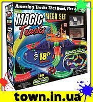 Magic Tracks 360 джип светящаяся гоночная трасса меджик автотрек дорога Меджик Трек