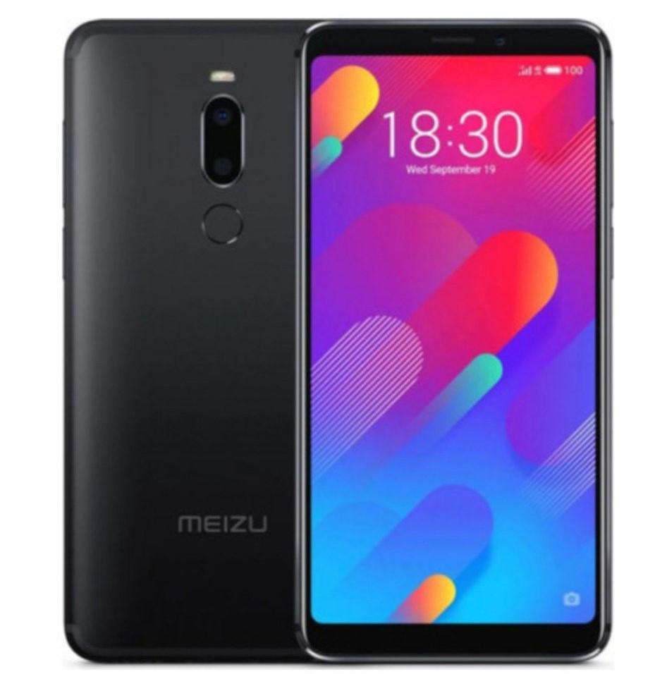 Meizu M8 4/64GB Black Global