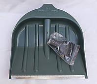 Лопата снегоуборочная СВИТЯЗЬ большая с ручкой без черенка (упаковка 10 шт), фото 1