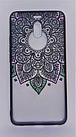 Силиконовый TPU чехол Guipure для смартфона Meizu M6 Note