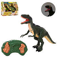 Динозавр RS6124A (24шт) р/у, 53см, звук, свет, ходит, на бат-ке, в кор-ке, 36-30-12см