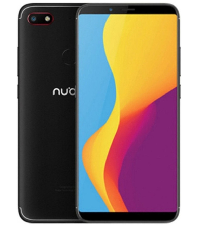 ZTE Nubia V18 4/64GB Black Global
