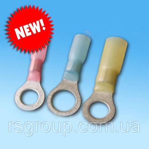 Коннектор кольцевой термоусаживаемый под опрессовку (в ассортименте)