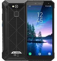 "Смартфон NOMU S50 Pro Black, 4/64Gb, 16/8Мп, 8 ядер, IP68, 2sim, экран 5.72"" IPS, 5000mAh, 4G, Helio P23"