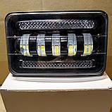 Фара ближнього світла 75 W з світлотіньовим кордоном і ходовими вогнями білого кольору Без стробоскопа., фото 3