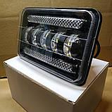 Фара ближнього світла 75 W з світлотіньовим кордоном і ходовими вогнями білого кольору Без стробоскопа., фото 6