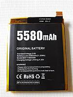 Оригинальный аккумулятор (АКБ, батарея) BAT173605580 для Doogee S60 | S60 Lite 5580mAh