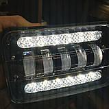 Фара ближнего света  75 W с светотеневой границей и  ходовыми огнями  белого цвета Без стробоскопа., фото 4