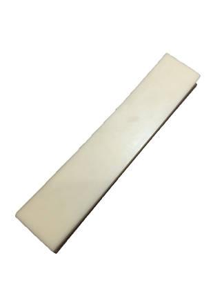 21910111 Белая вставка для деревянного ракеля blade for wooden squeegee blade, 220mm Uzlex, фото 2