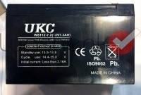 Аккумулятор UKC 120A 12V, гелевый аккумулятор УКС 120 А 12В, фото 1