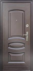 Китайские наружные утепленные входные двери ААА 021 на улицу