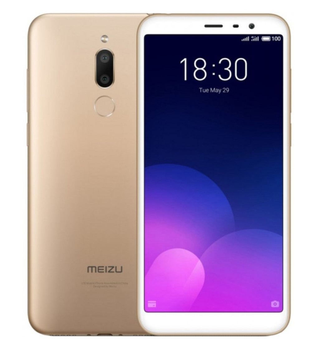 Meizu M6T 3/32GB Gold Global