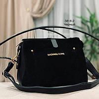 Женская сумка натуральная замша Код3818