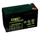 Аккумулятор UKC 120A 12V, гелевый аккумулятор УКС 120 А 12В, фото 3