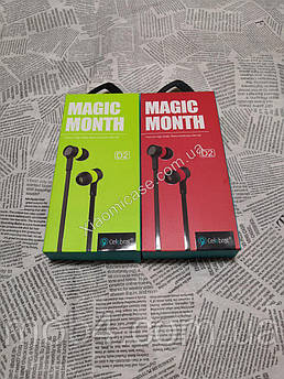 Навушники Celebrat D2 (2 кольори)