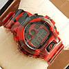 Часы мужские наручные Casio G-Shock DW-6900 Militari Red