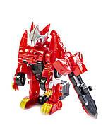 """Роботы-Трансформеры """"Монкарт"""" игрушка для мальчиков,цвет красный"""