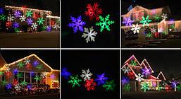 Лазерний проектор сніжинки, фото 2