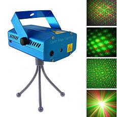 Лазерний проектор з датчиком звукоізоляційним, фото 3