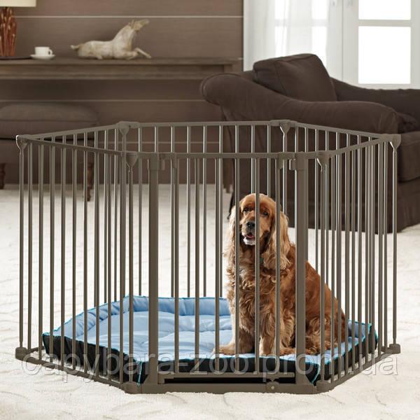 Savic (Савик) Dog Park de luxe Дог Парк Де Люкс вольер манеж для щенков 75 х 62 см - Интернет-магазин КАПИБАРА в Киеве