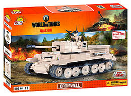 Конструктор Cobi World Of Tanks Кромвель (COBI-3002) (5902251030025)