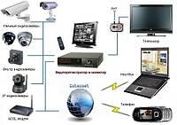 Видеонаблюдение - основное средство безопасности любого предприятия