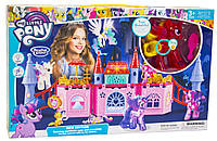 Игровой набор для девочек , замок My LiTTLE PONY