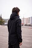 """Костюм мужской  Softshell """"Intruder"""" (куртка и штаны) + баф Intruder в подарок 3 цвета, фото 3"""