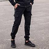 """Костюм мужской  Softshell """"Intruder"""" (куртка и штаны) + баф Intruder в подарок 3 цвета, фото 7"""