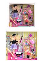 "Кукла ""Sariel"" с домашним любимцем в кор. 36,5*7*33,5см /48-2/"
