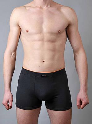 Мужские трусы - боксеры Redo  #536 L темно серые, фото 2
