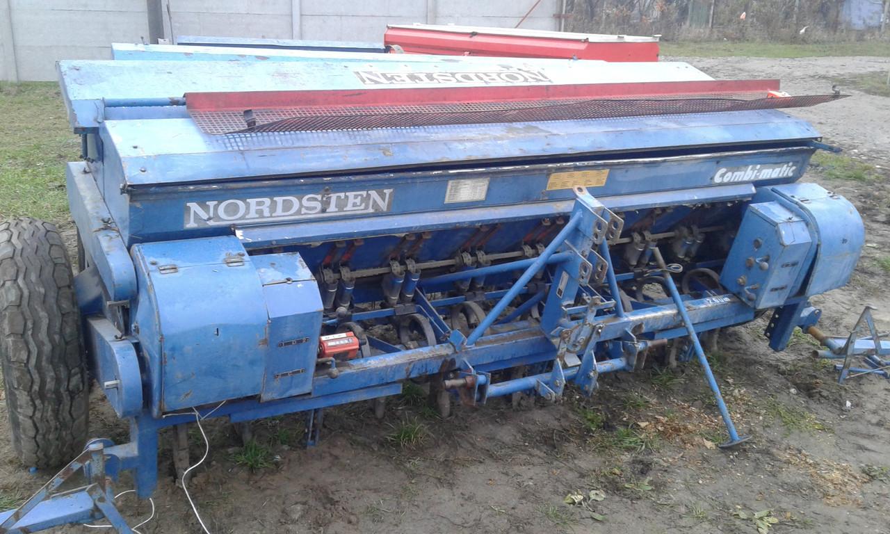 Сівалка зернова анкерна з добривами 2,6 м Nordstein б/у Т-40 ЮМЗ МТЗ