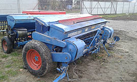 Сівалка навісна зернова з добривами 2,6 м Nordstein Данія б/у Т-40 ЮМЗ МТЗ, фото 3