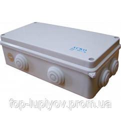 Распределительная коробка АСКО-УКРЕМ 200х100х70 мм