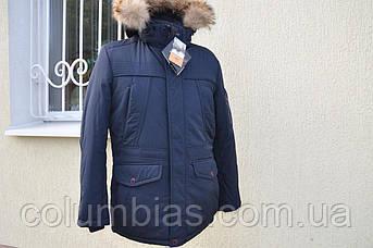 Польская куртка аляска на верблюжей шерсти до - 38 мороза